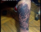 鹅湖纹身教学,鹅湖哪里可以学纹身,鹅湖专业纹身店