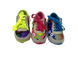 2014秋季新款童鞋定制 韩版童单鞋运动童鞋 温州品牌幼童鞋 样