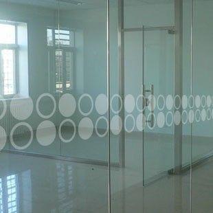 顺义玻璃贴膜防撞条logo亚克力制作
