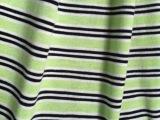 全涤色织大小条纹彩条循环    针织汗布