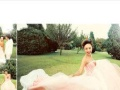 个人 超值外景海边、世博园施华洛婚纱摄影转让
