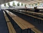 沈阳啤酒节桌椅厂家/实木折叠桌椅供应商/长条啤酒桌价格