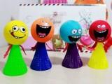 满包邮 新奇特玩具弹跳精灵 弹跳小人 儿童玩具 创意儿童节礼物