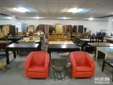 南村海富舊貨買賣舊貨市場回收二手辦公家具 辦公臺屏風等