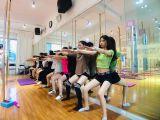 成都舞蹈培训 爵士舞钢管舞培训 提升自身气质