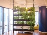 三元橋商圈 高端寫字樓 正對電梯間 精裝修帶家具