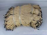 0.5CM涤纶三股手提绳子 三股扭绳 丙纶织带pp绳 现货供应