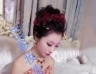 上海闸北E3彩妆工作室承接新娘跟妆美甲等美妆业务