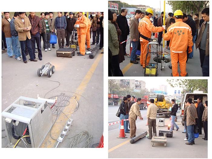 无锡惠山区管道疏通 高压清洗 CCTV管道检测