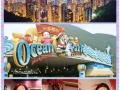 吉林8月出行港澳游5天海洋公园加蜡像馆1100元