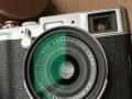 九成新富士 X100 数码相机,快门仅1500次