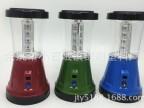 799太阳能马灯 应急灯 太阳能野营灯  环保电筒