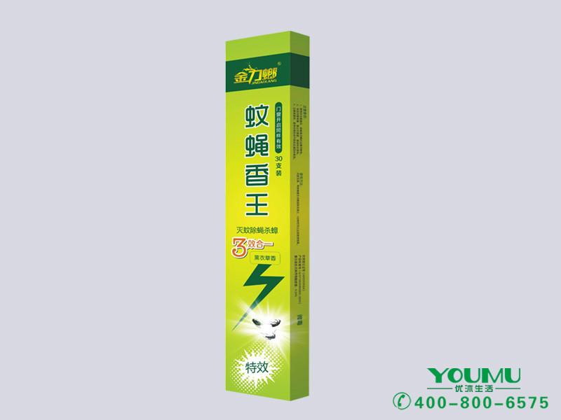 工厂批发高效速杀 金刀螂 品牌蚊蝇长香 诚招代理