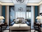 珊瑚水岸230平装修方案丨新中式风格大平层设计作品