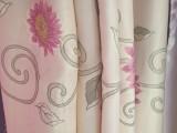 窗簾色澤唯美,可以代發貨,私人自產窗簾