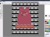 易图设计软件 MINIDRAW设计软件 小精灵画图软件