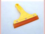 牛筋刮 耐磨高强度斜口牛筋胶 柄软刮板 汽车贴膜工具刮板 水刮