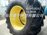 山东轮胎厂家批发农用子午线轮胎