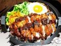 永恒爱米粒儿烤肉拌饭脆肉拌饭