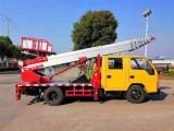 里有江铃双排座28米高空作业车出售钱一辆