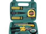 8件迷你家用组合工具礼盒装 组套工具箱 工具盒 五金工具