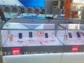 威海哪里有定做手机展示柜收银台维修台前台烟柜酒柜珠宝柜厂家