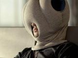 鸵鸟枕头头套办公室午休睡眠枕 旅行枕护颈枕健康枕睡觉避光头套
