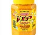 海南特产 正宗黄灯笼辣椒酱特辣型 调味佐料700g*12瓶 调料
