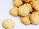 【婴幼儿辅食代加工】酥性小饼干系列贝壳饼干