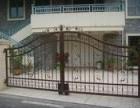 汉沽区铁艺围栏定做-别墅铁艺大门/设计加工