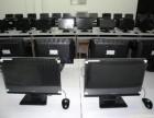 广州高价回收二手电脑服务器打印机芯片网络设备网吧机