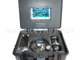 S807 旋转水下监控摄像头 彩色7寸水下摄像机 可视钓鱼器 探