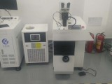 饰品配件焊接加工 饰品台式激光点焊机