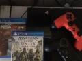 低价转让PS4游戏机及游戏碟