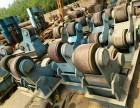 低价出售80吨二手滚轮架