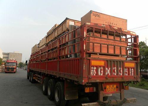 长乐到上海物流公司 货运公司