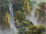 吕国良油画作品价格 吕国良油画风景作品系列