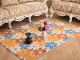 【天天特价】加厚优质珊瑚绒地毯 客厅卧室床边满铺防滑吸尘地垫