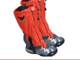 专业徒步高品质雪套 户外雪套脚套 防水防撕裂设计 透气保温