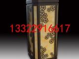 中山灯饰会展壁灯产品现代户外壁灯透光石壁灯欧式半圆形壁灯厂家