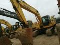 二手小松220-8挖掘机,性能佳,怠速随便试,全国包送