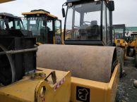 林州个人二手22吨压路机转让 新款车