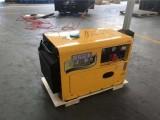 测试用20kw静音柴油发电机