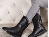 欧洲站2014新款马丁靴韩版 女靴冬季时尚机车女鞋短靴批发热卖