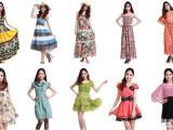 广州回收外贸裙子 女装尾货收购 连衣裙回收 时装裙收购价格