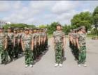 战胜自我的地方赣州亮剑军事拓展培训江西员工军训