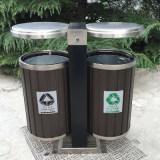 环保材料垃圾桶XR-215海淀区街道分类垃圾桶