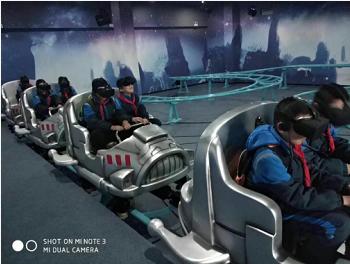 VR体验馆360度视觉体验 专业的VR过山车推荐