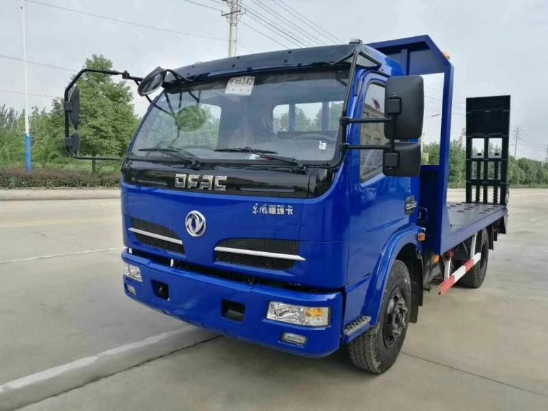 江淮K5宽体单桥潍柴160马力平板运输车