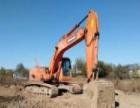 斗山 DH220LC-7 挖掘机          (纯土方车斗